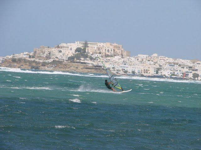Windsurf Naxos